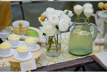 party ideas / by Bloomies Handmade
