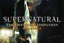 Haves: Supernatural / Supernatural books, seasons, and more that I currently have.  / by Amy Scheve