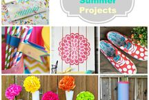 Summer / by Taryn {Design, Dining + Diapers}