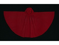 18th C to early 19th C Red Wool Cloak Research / by Ava Perls