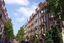 Amsterdam / by Andrea Stefkova