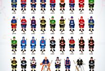 NHL History, Facts & More / by D L
