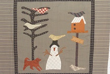 Primitive Quilts / by Tara Darr