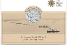 £20 for - £20!! / The highly collectable UK £20 coin, struck in silver for just £20!  / by The Royal Mint