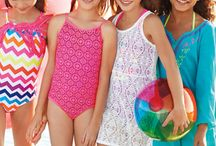 GIRLSwim / Everything your little one needs this summer!  / by The Children's Place
