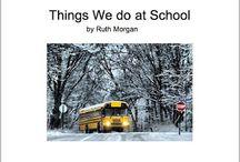 School Back To School / by Jessica Williams