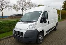 Fiat vans / by Kleyn Trucks