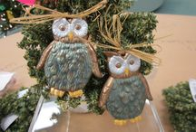 Holiday Make & Take Projects / Quick and easy projects we will be making on Saturday's and Sundays through the holiday season. / by Mary Maxim-Retail