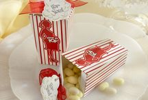 Various Party Food & Decor Ideas / by A Ely