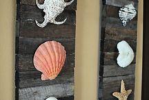 Coastal Decorating / by Katherine Drury Mott