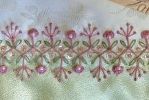 Art*Embroidery-Stitches & Tutorials / by Cathy Kent