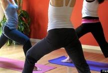yoga / by Kathy Baird