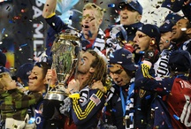2009 MLS Cup Champions / Real Salt Lake is the 2009 MLS Cup Champions. Jason Kreis becomes the youngest coach to ever win the MLS Cup. RSL wins in their 5th year of existence.  / by Real Salt Lake