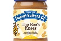The Bee's Knees / #tasteamazing recipes using our all-natural The Bee's Knees peanut butter / by PeanutButterCo