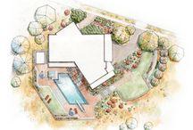 Landscape Plans / by Winnie Creason