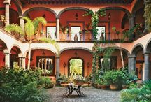 Hacienda style and Mexican style.... / by Rosa Sayas - Valle