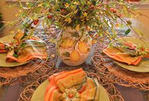 Beautiful Tables / by Sissy Sherrod