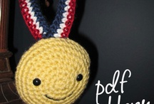 My stuff / by Ham and Eggs Crochet