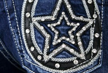 Cowgirl up:) /  All cowgirls have to ware pearls and diamonds .. / by -Gracie- Ogle