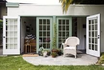 Cottage / tiny homes / by Jamie Gentry