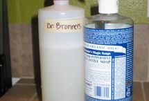 Dr. Bronner's Magic Soap / by G. E. L. S.