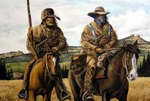 ~Mountain Men~ / by L Jean Cutler