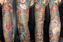 Tattoos / by Jeff Cenna