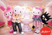 AirAsia - Johor Bahru, Malaysia  / Johor Bahru is fast becoming one of the hottest places for family trips where you will find Asia's first LEGOLAND, Sanrio Hello Kitty Town, The Little Big Club that will fill a child's heart and bring back childhood memories.  / by AirAsia
