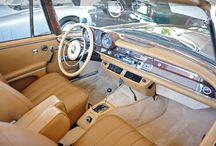 Mercedes 220 / by Ant Stevens