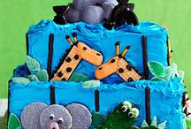Clever Cakes, Cute Cupcakes & Other Delectable Desserts / by Michelle Hupfer