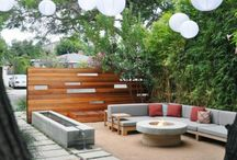 Beautiful Patios / No backyard is complete with out a sitting area. These neat patio designs and layouts are great ideas! / by TruGreen