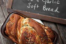 Freshly Baked Bread / by JaynieJellyBelly