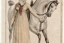 1790-1820 - Fashion Plates / by Leimomi Oakes