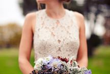 First and the last time I wear white / Wedding dresses / by Kyja Penning