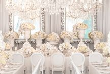 White Wedding Inspiration  / by Lombardo's