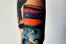 Tattoo Artist: Marcin Aleksander Surowiec  / by Justin Winter