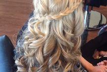 Hair stuffs / by Chelsea Muskopf