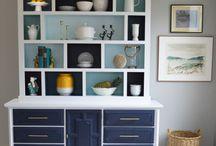 Furniture revamps / by Elisabeth Crowe