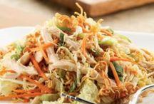 Food - Salads / by Gina Costantino