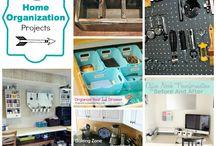 Organization / Life/Home Organization ideas, tips, printables / by Rebecca Green
