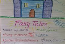 Fairy tales / by Colleen Gabriel