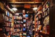 Books, Reading, writers, libraries / any images of books, reading, readers, writers, libraries, book collections / by LD Sledge
