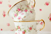 ~Tea Party Hardware~ / by Nan Arthur