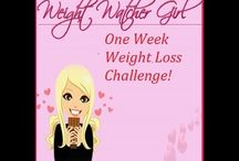 WEIGHT LOSS CHALLENGE! / by Weight Watcher Girl