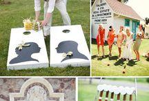 Reception Ideas / by Kimberly Kizzia