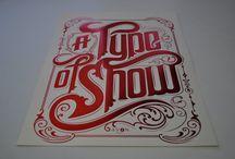 Typography / by Anelise Schütz