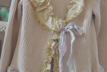 Sweaters / Upcycled / by Kathleen Gulino