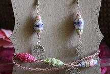 Paper Beads / by Lori Tabor