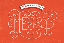 Typography  / by Hannah J. Holmes