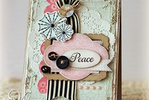 Scrapbook Ideas / by Venessa Myers